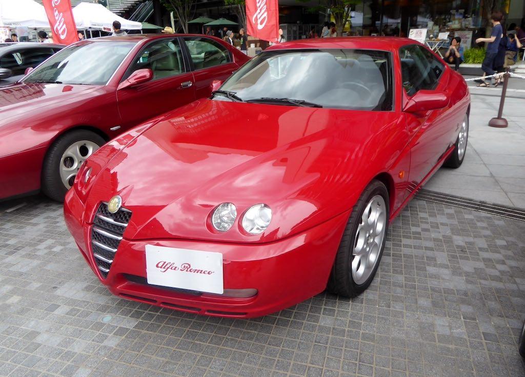 Compresor AC Alfa Romeo