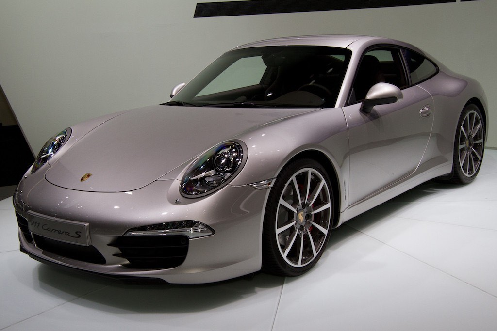 Compresor AC Porsche