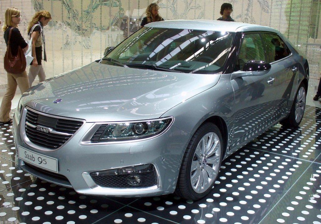 Compresor AC Saab