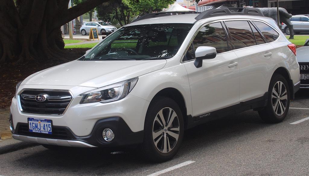 Compresor AC Subaru